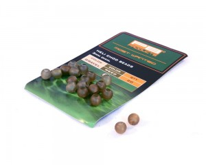 Heli-Chod Beads Gravel/Weed 20szt