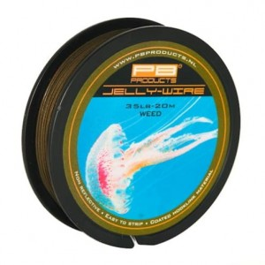 Jelly Wire 15lb Silt 20m