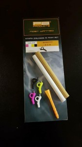 Nymph Zigligners & Foam set