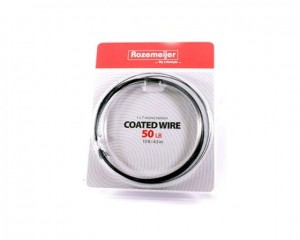 Roz. Coated Wire 1x7 50lb 15ft/4,5m