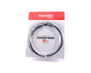 Roz. Coated Wire 1x7 30lb 15ft/4,5m